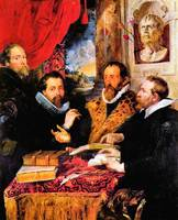 Four Philosophers by Peter Paul Rubens