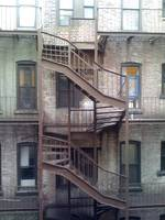 NYC fire escape
