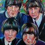 """""""Beatles by Dyanne Parker"""" by DyanneParkerArt"""