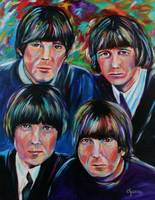 Beatles by Dyanne Parker