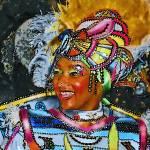 """Bahamian Junkanoo Performer"" by Eduardo828"