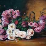 """""""Rositas by Dyanne Parker"""" by DyanneParkerArt"""