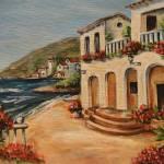 """""""The Villa by Dyanne Parker"""" by DyanneParkerArt"""