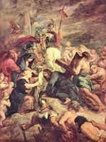 Crucifixion of Christ by Peter Paul Rubens