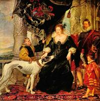 Alathea Talbot, Countess in Shrewsbury by Rubens