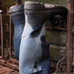 """Battered Wellies"" by hawksmom"
