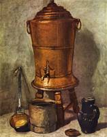 The Water Tank by Jean Chardin