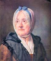 Portrait of Mrs. Chardin by Jean Chardin