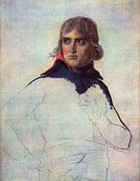 Portrait of General Napoleon Bonaparte