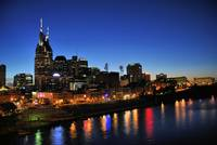 Nashville, Tennessee shines!