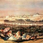 """Folk Festival at the San Isidro Day by Goya"" by ArtLoversOnline"