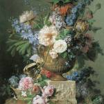 Van Spaendonck Flowers in a Vase by Leo KL
