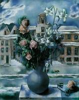 Willink Flower Piece Mystery of a Town