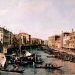 """Grand Canal by Canaletto"" by ArtLoversOnline"
