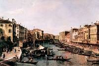 Grand Canal by Canaletto