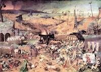 Triumph of Death by Pieter Bruegel
