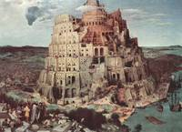 Tower of Babel by Pieter Bruegel