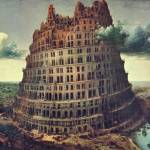 """Tower of Babel by Pieter Bruegel"" by ArtLoversOnline"