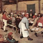 """Country Wedding by Pieter Bruegel"" by ArtLoversOnline"