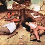 """Cockaigne by Pieter Bruegel"" by ArtLoversOnline"