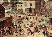 Child's Play by Pieter Bruegel