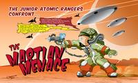 The Martian Menace