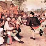 """Barn Dance by Pieter Bruegel"" by ArtLoversOnline"