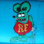"""Rat Fink"" by ColorsAndChrome"