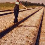 """Carefree on tracks"" by joegemignani"