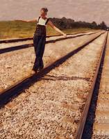 Carefree on tracks