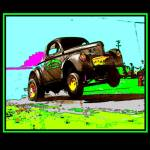 """WHEELIE WILLYS"" by KOOLKARS"