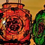 """Two Lanterns"" by MoonLiteStudio"