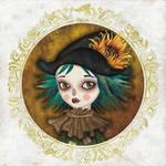 """""""Scarecrow"""" by sandygrafik_arts"""