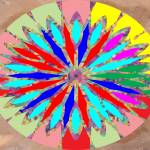 """Flower Chakra"" by Amazing"