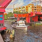 """Andrews Ave Bridge, Ft. Lauderdale, Florida"" by Eduardo828"