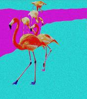 Flamingo Deco