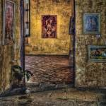 """Antiqua, Guatamala, art gallery"" by dennisherzog"