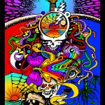 """Grateful Dead Collage"" by netbrands"