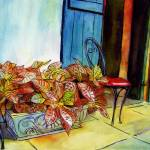"""""""Napoleon House Courtyard"""" by thefrenchquartergallery"""