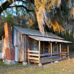 """Old Florida Cabin"" by RandiKuhne"