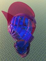 Virtual Glass Sculpture VII