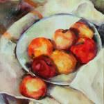 """Bowl Of Fruit"" by ArtByDianeKraudelt"
