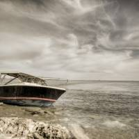 Aground Art Prints & Posters by Mistur Photography