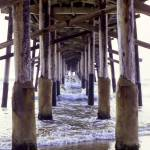 """Under A Pier"" by LanceIFitzsimmons"