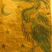 Blue Heron Art Prints & Posters by Austen Brauker
