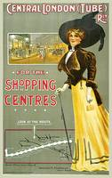 Sharland Central London Railway Shopping Centres
