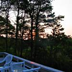 """CAPE COD DECK SUNRISE"" by Clipprx"
