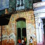"""Havana 2000: Among the Ruins"" by elenamaza"