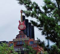 hard rock cafe, baltimore