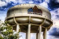 Decatur Water Tower